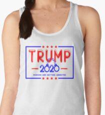 Trump 2020 Funny Custom T-shirts Women's Tank Top