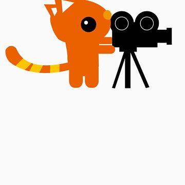 Kitty Cameraman by tetsuya