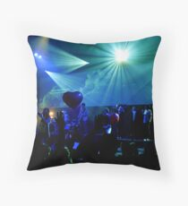 Amplified 06 Throw Pillow