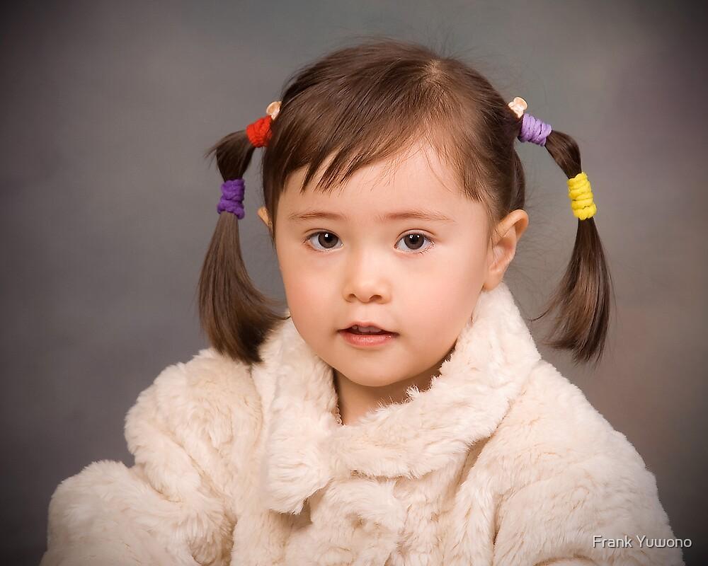 Beautiful Princess by Frank Yuwono