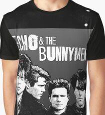 Echo & the Bunnymen Graphic T-Shirt