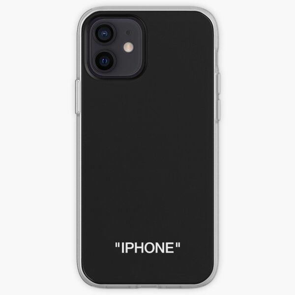 OFF WHITE - IPHONE Funda blanda para iPhone