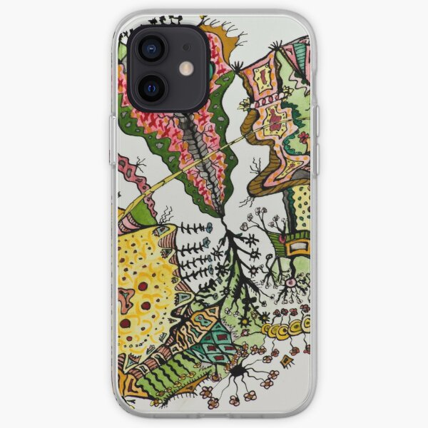 Biologica iPhone Soft Case
