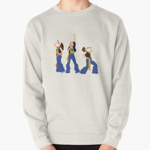 Donnna and the Dynamos Young Pullover Sweatshirt