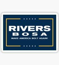Make America Bolt Again Sticker