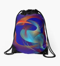 Embrassing Drawstring Bag