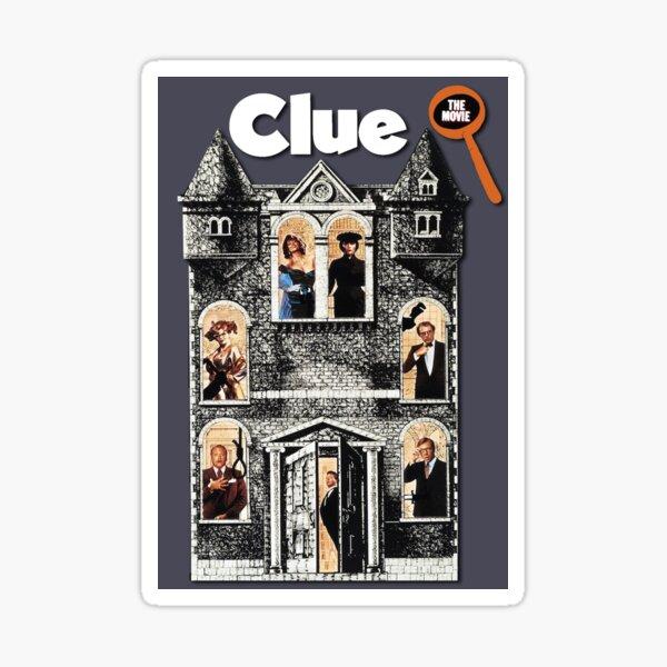 Clue: The Movie Sticker