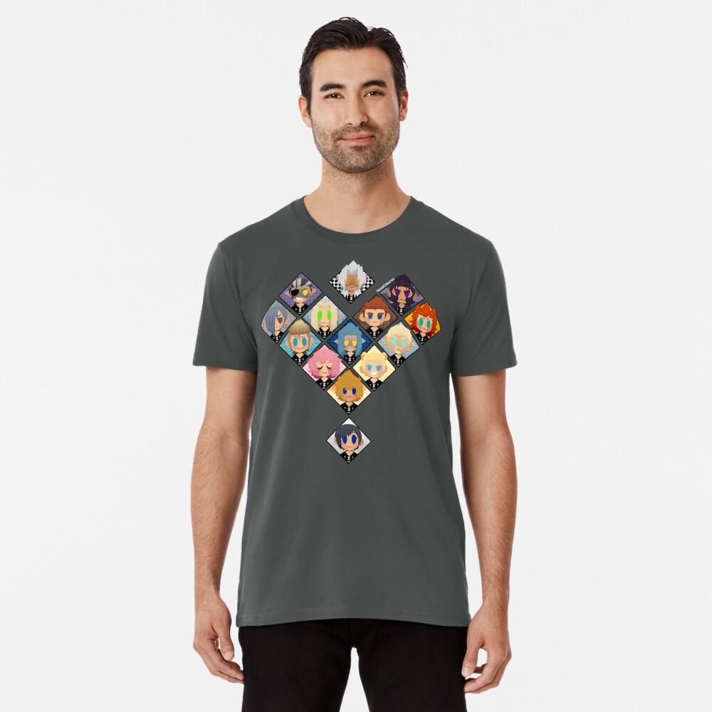 Organisation Herz Premium T-Shirt