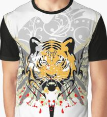 Tiger Reflection Graphic T-Shirt