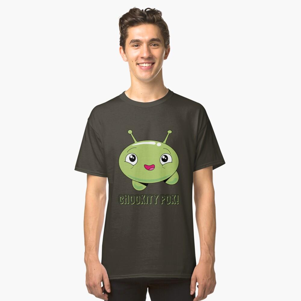 Mooncake Chookity Camiseta clásica