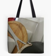 Saturday Dishes Series - The Pan Tote Bag