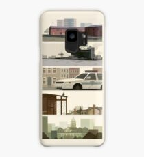 The Wire  Case/Skin for Samsung Galaxy