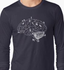 Climbing On The Brain Long Sleeve T-Shirt