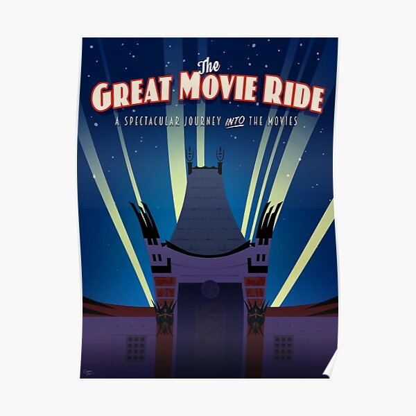 No Place Like the Movies Poster