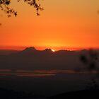 Sunset Near Dana Point by Laura Puglia