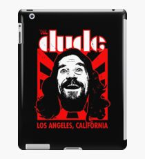 Psychedelic Dude iPad Case/Skin