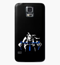 cyclist Case/Skin for Samsung Galaxy