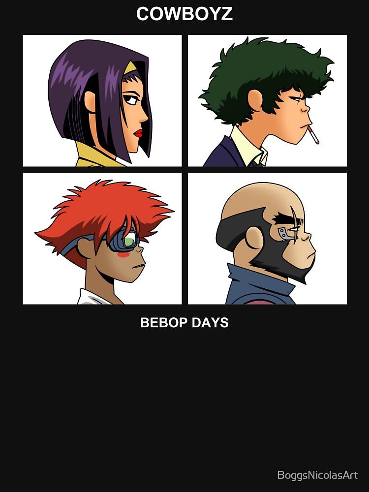 Bebop Days by BoggsNicolasArt