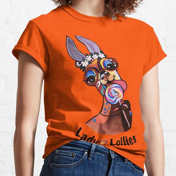 """Ladies like Lollies"" Classic T-Shirt"