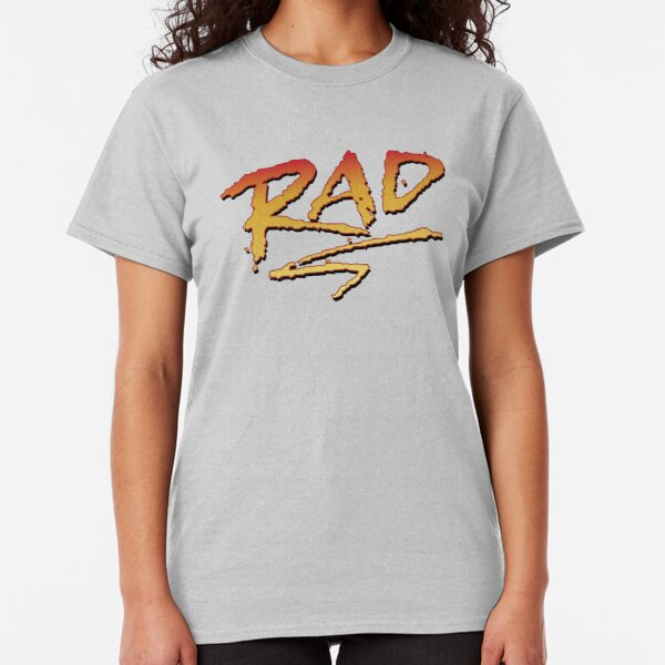 Rad Logo Classic T-Shirt