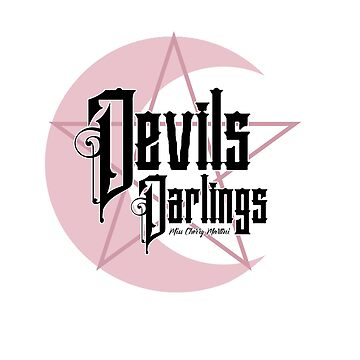 Devils Darlings Logo  by CherryMartini