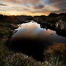 Tarn Dawn by Robert Mullner