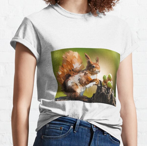 It's squirrel time! Classic T-Shirt