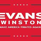 Make America Pirates Again by MusashinoSports