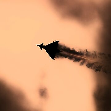 RAF Typhoon by captureasecond