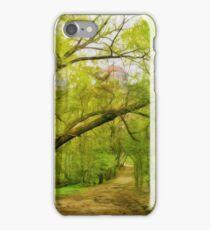 State university grove iPhone Case/Skin