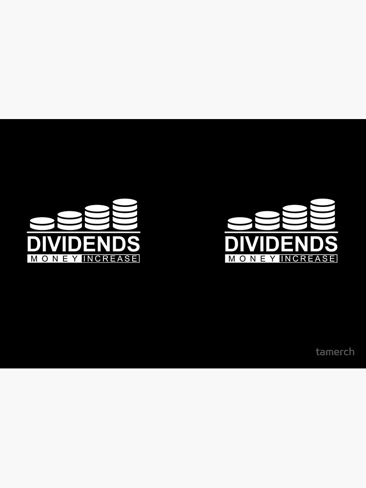 Dividends Money Increase Geld Dividende Aktien von tamerch