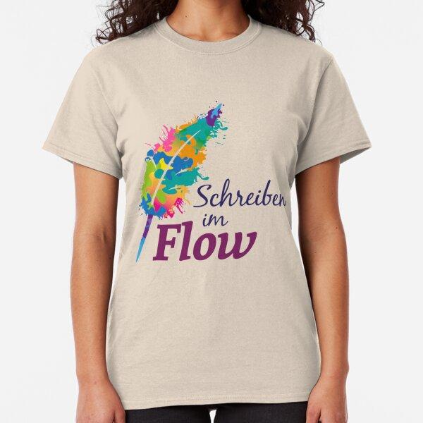 Schreibrausch - Schreiben im Flow Classic T-Shirt