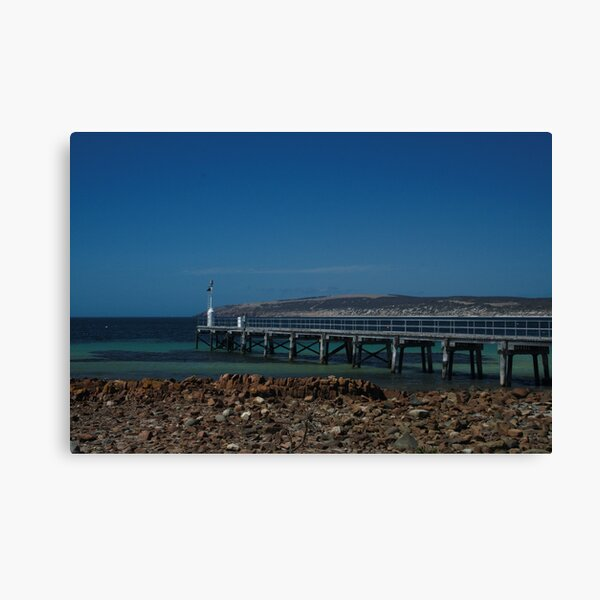 ~Emu Bay, Kangaroo Island~ Canvas Print