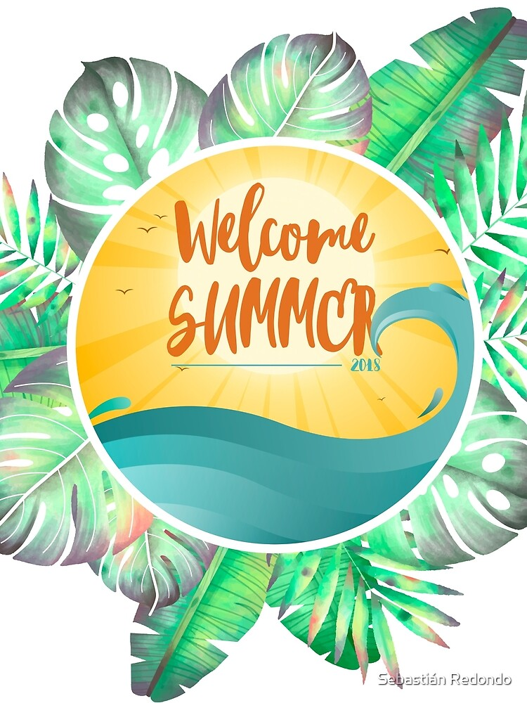 Welcome Summer by Sredp