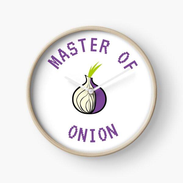 Master of Onion Uhr