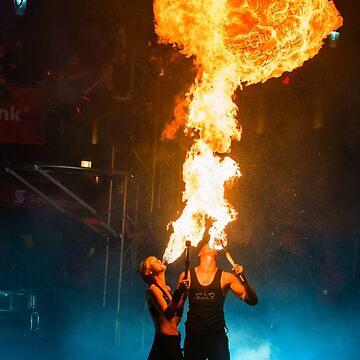 ZAP CIRCUS Fire Breath 2 by zapcircus