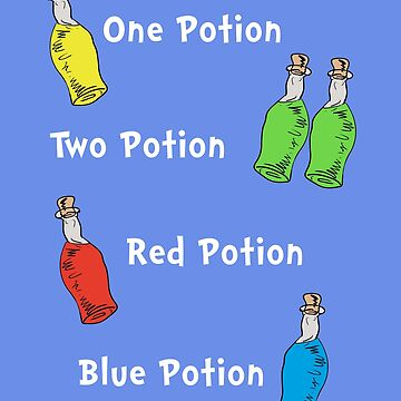 Potions by diosore