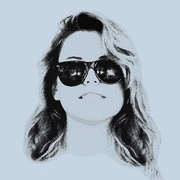 Girl with Sunglasses by adriangemmel