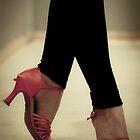 Salsa dance shoes. Women. by GemaIbarra
