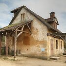 Le Colombier at the Farm at Versailles by Michael Matthews