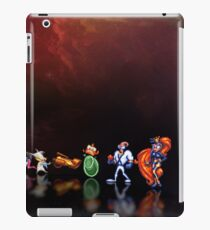 Earthworm Jim pixel art iPad Case/Skin