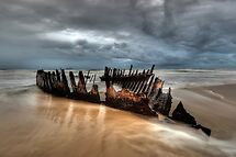Dicky Beach • Queensland • Australia by William Bullimore