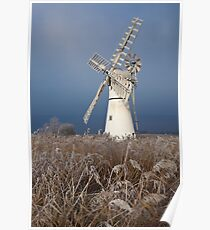 Frosty Thurne Poster