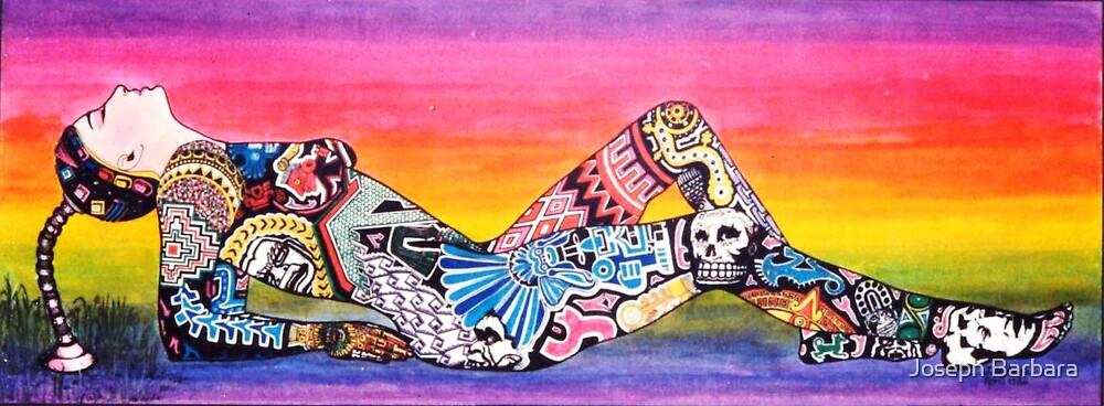 South America by Joseph Barbara