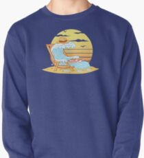 WAVE ON THE BEACH Pullover