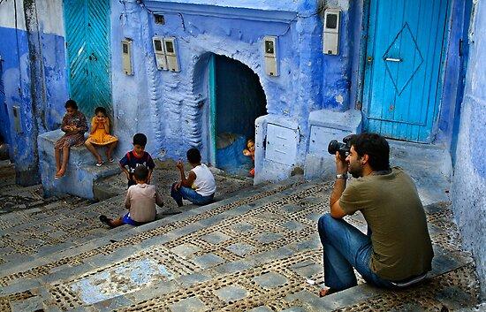 Children of Chaouen by TaniaLosada