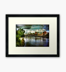 Clyde View (3) Framed Print