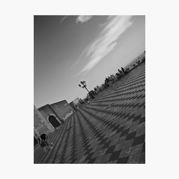 Diagonali Photographic Print