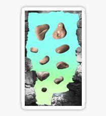 Sliver Cavern - ohms' Custom Worms Armageddon Level Sticker
