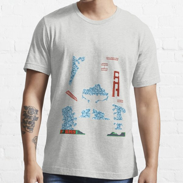 Snowmageddon - ohms' Custom Worms Armageddon Level Essential T-Shirt